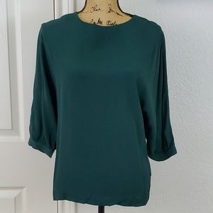 Stockholm Atelier & Other Stories blouse sz  4